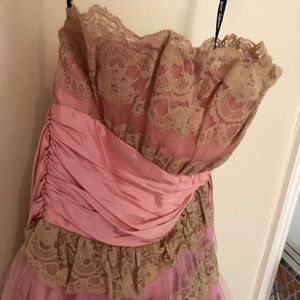 Betsey Johnson Designer Cupcake Dress